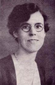 Photo of Amelia Reynolds Long