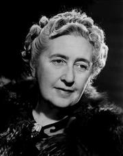 Photo of Agatha Christie