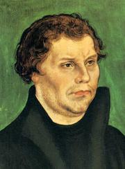 Photo of Martin Luther