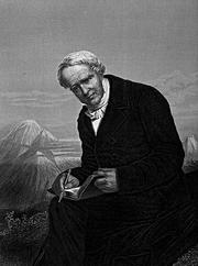 Photo of Alexander von Humboldt