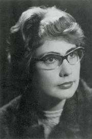 Photo of Gisela Bleibtreu-Ehrenberg