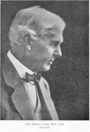 Photo of John Henry Clarke