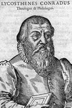 Photo of Konrad Lykosthenes