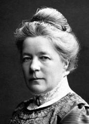 Photo of Selma Lagerlf