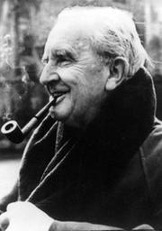 Photo of J. R. R. Tolkien