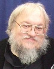 Photo of George R. R. Martin