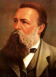 Photo of Friedrich Engels