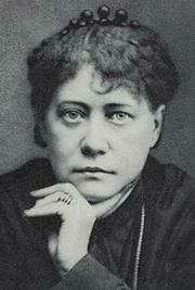 Photo of H. P. Blavatsky