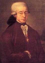 Photo of Wolfgang Amadeus Mozart