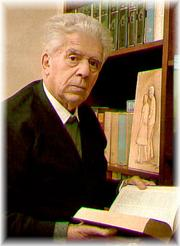 Photo of Eugenio Montale