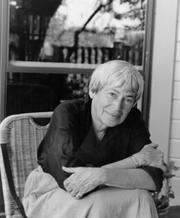 Photo of Ursula K. Le Guin