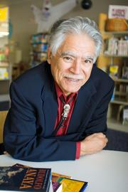 Photo of Rudolfo A. Anaya