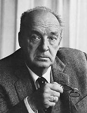 Photo of Vladimir Nabokov