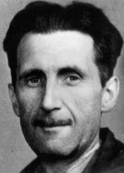Photo of George Orwell