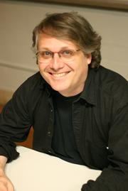 Photo of Scott McCloud