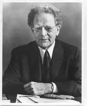 Photo of Northrop Frye