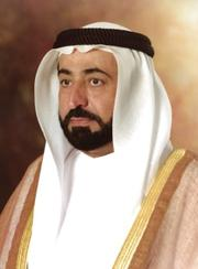 Photo of Sultan bin Mohamed Al-Qasimi