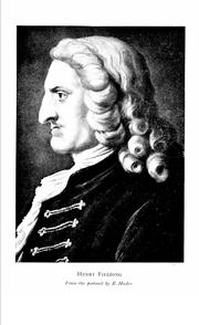 Photo of Henry Fielding