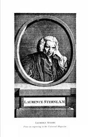 Photo of Laurence Sterne