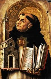 Photo of Thomas Aquinas