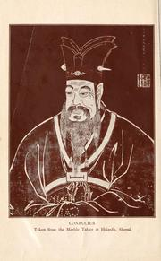 Photo of Confucius