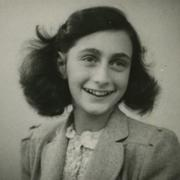 Photo of Anne Frank