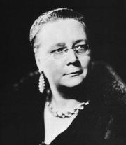 Photo of Dorothy L. Sayers