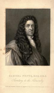 Photo of Samuel Pepys
