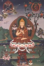 Photo of Tsongkhapa