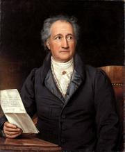 Photo of Johann Wolfgang von Goethe