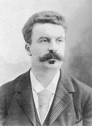 Photo of Guy de Maupassant