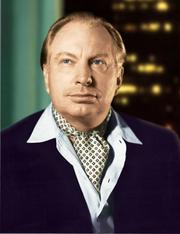 Photo of L. Ron Hubbard