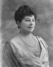 Photo of Baroness Emmuska Orczy