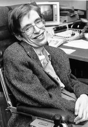 Photo of Stephen W. Hawking