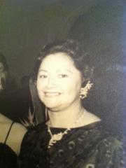 Photo of Luisita Aguilera P.