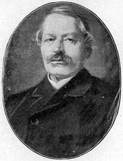 Photo of Gustav Freytag