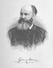 Photo of Georg Ebers