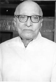 Photo of C. Rajagopalachari