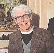 Photo of Reverend W. Awdry