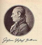 Photo of Johann Christoph Gatterer