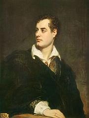 Photo of Lord Byron