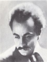 Photo of Kahlil Gibran