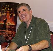 Photo of Rick Riordan