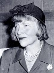 Photo of Esther Forbes