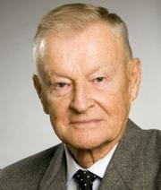 Photo of Zbigniew K. Brzezinski