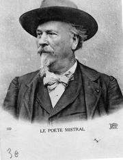 Photo of Frederic Mistral