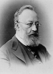 Photo of Gottfried Keller
