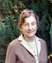 Photo of Marjorie Warvelle Bear