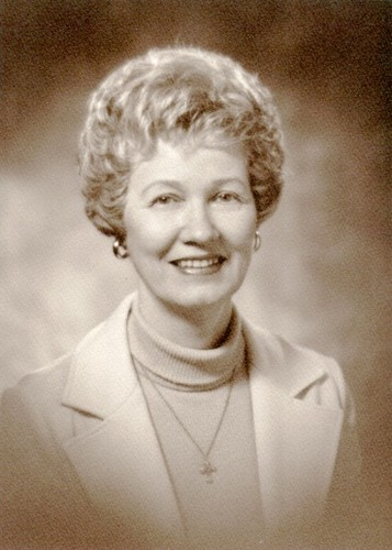 Photo of Edythe Maxey Clark