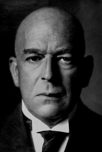 Photo of Oswald Spengler